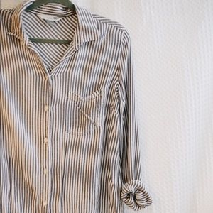 Perfect Striped Flannel